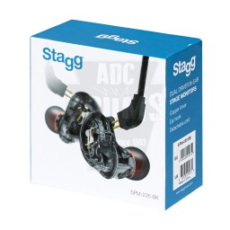 Stagg SPM-235 IEM Earphones Boxed