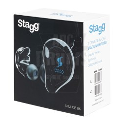 Stagg SPM-435 IEM Earphones Boxed
