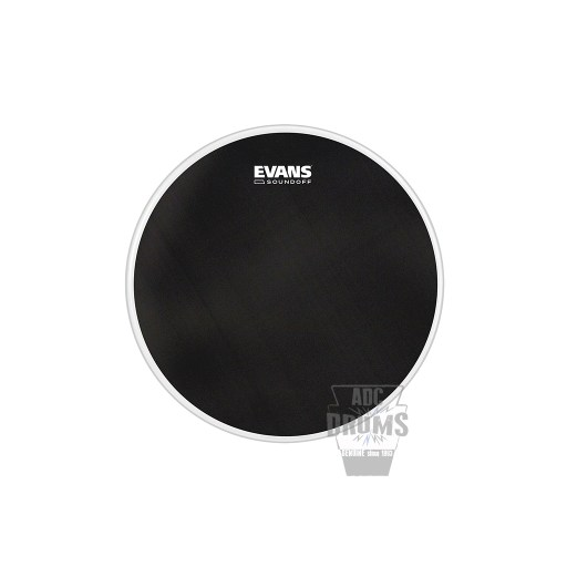 Evans SoundOff 14-inch Tom_Head