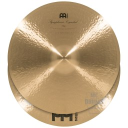 Meinl Symphonic 22-inch Extra-Heavy Clash Cymbals#1