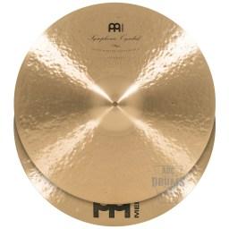 Meinl Symphonic 22-inch Heavy Clash Cymbals#1