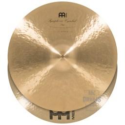 Meinl Symphonic 22-inch Medium Clash Cymbals#1