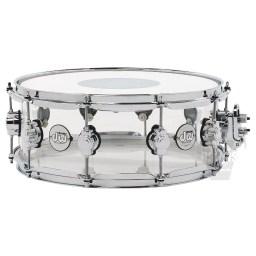 DW Design Series Acrylic Snare Drum