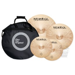 Istanbul Agop Traditional Cymbal set