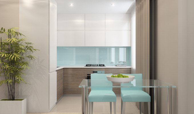 дизайн проект квартиры 32 кв м 3