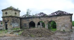 The pumping house ruins