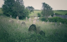 Church graveyard: Parish St John the Evangelist Counitsbury