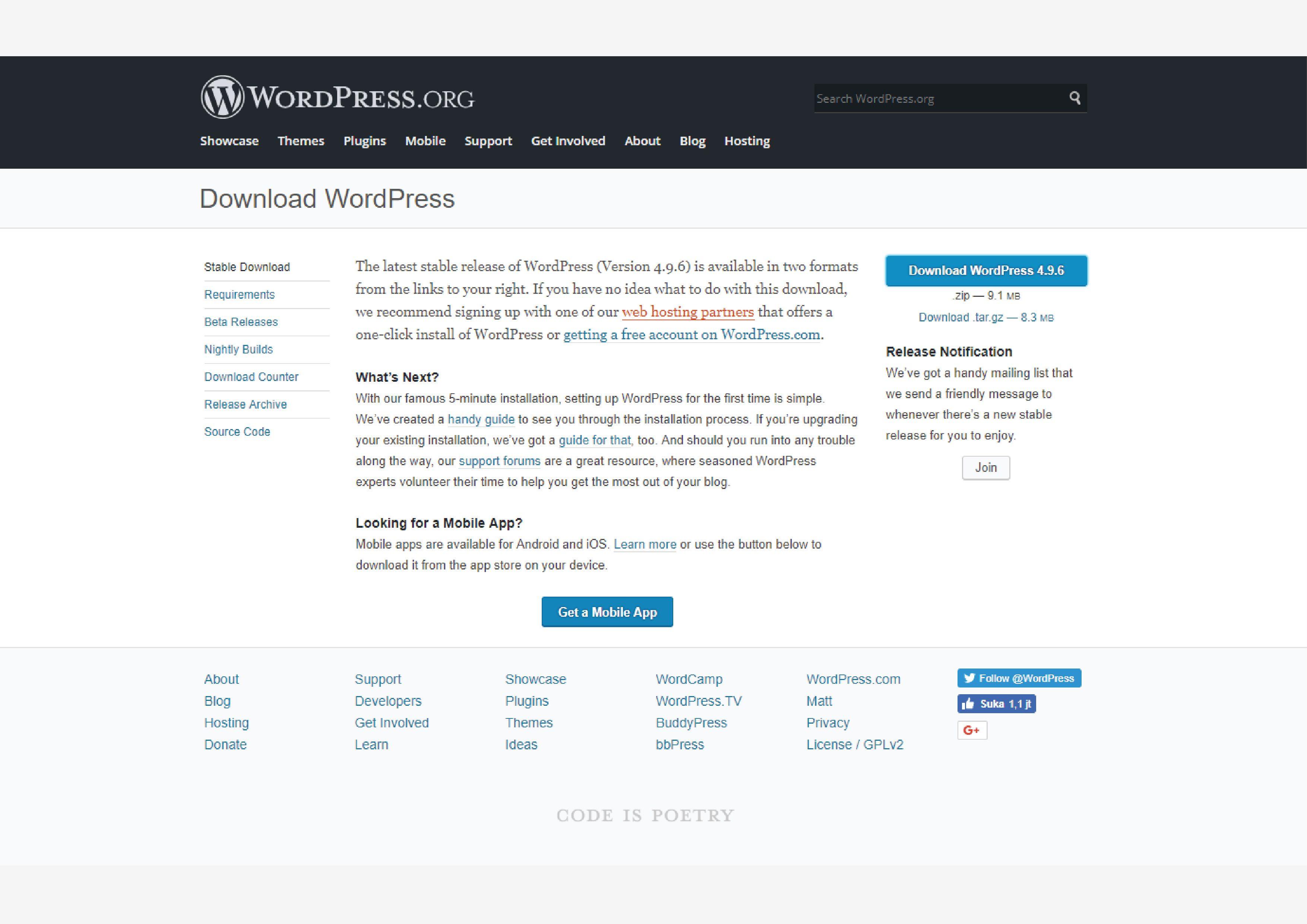 Langkah 2 Unggah File WordPress ke Hosting Anda