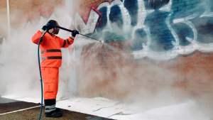 graffiti removal london and surrey