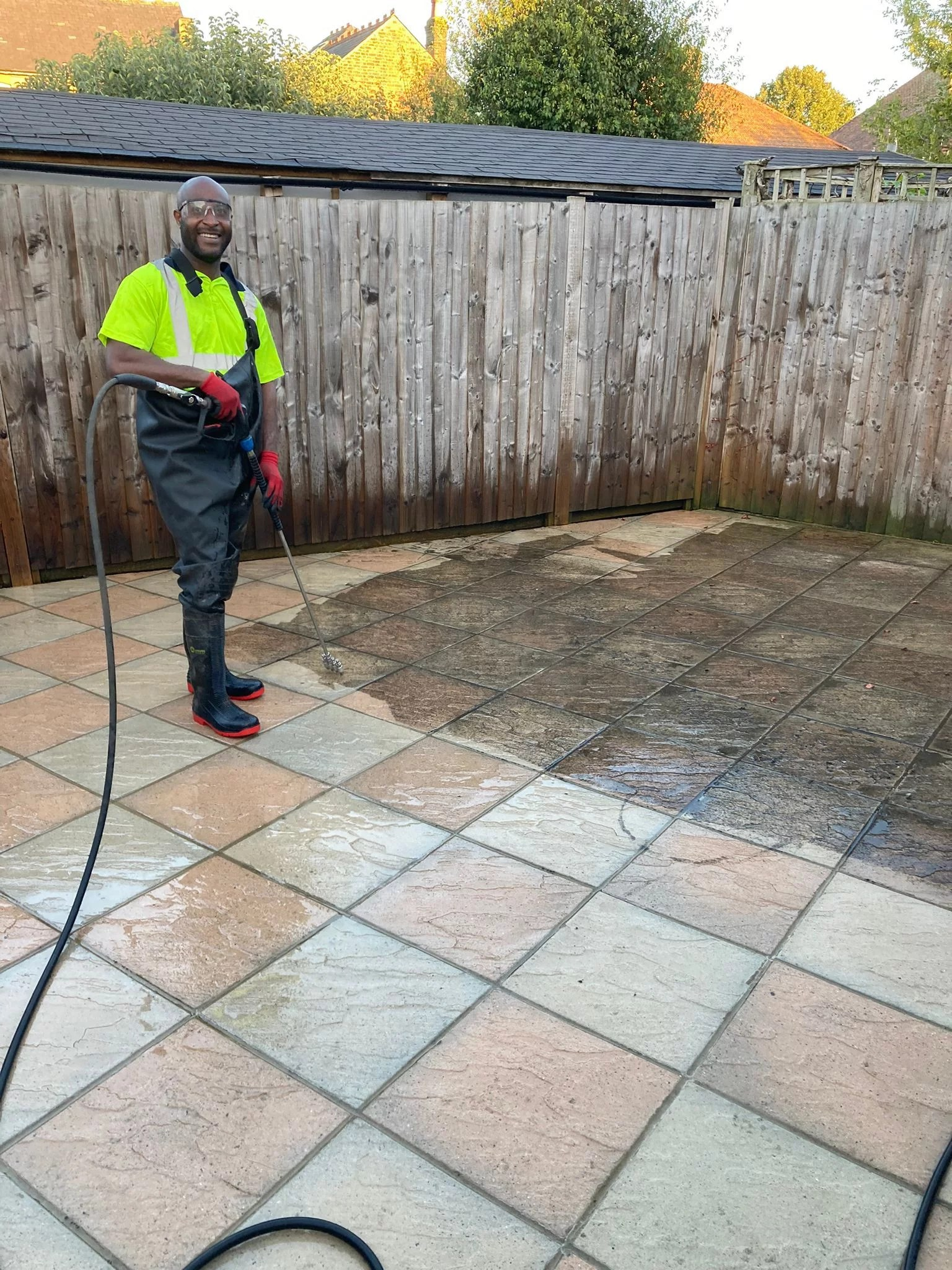 patio cleaning surrey