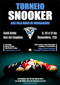 Torneio de Snooker