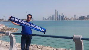 David Carvalho - Abu Dhabi, EAU