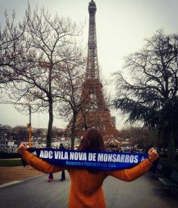 Raquel Neves - Paris, França