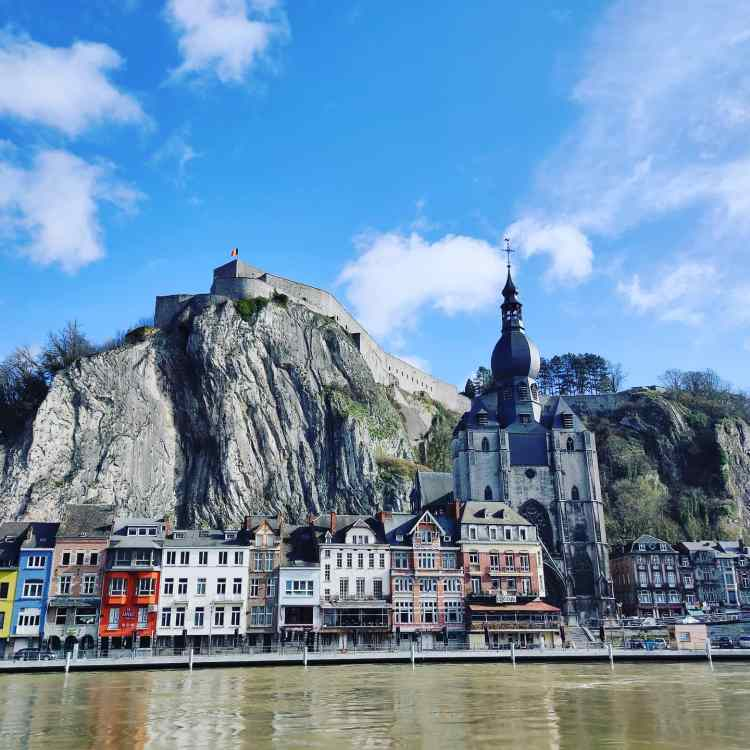 Givet and Dinant