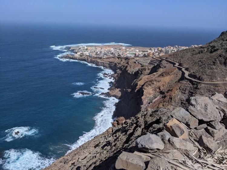 Ponta do Sol naar Cruzinha