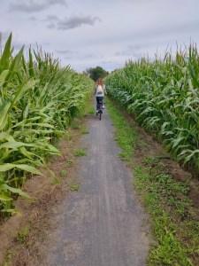 De Polderrand fietsroute