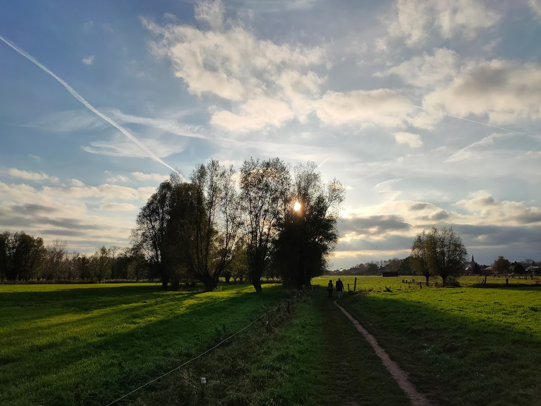 Oude Kalevallei wandelroute