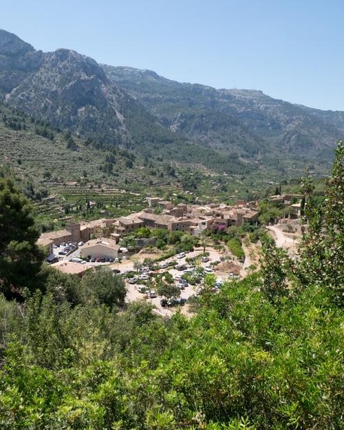 Roadtrip langs de westkust van Mallorca - Fornalutx