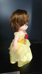 レミン ベルのドレス横向き1