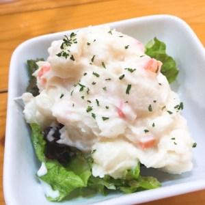 夏のお弁当で傷みやすいおかず1 ポテトサラダなどマヨおかず