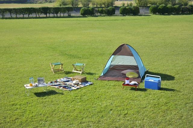 テントおすすめ公園用で家族レジャー向けは?海やBBQや運動会にも使い回すなら?