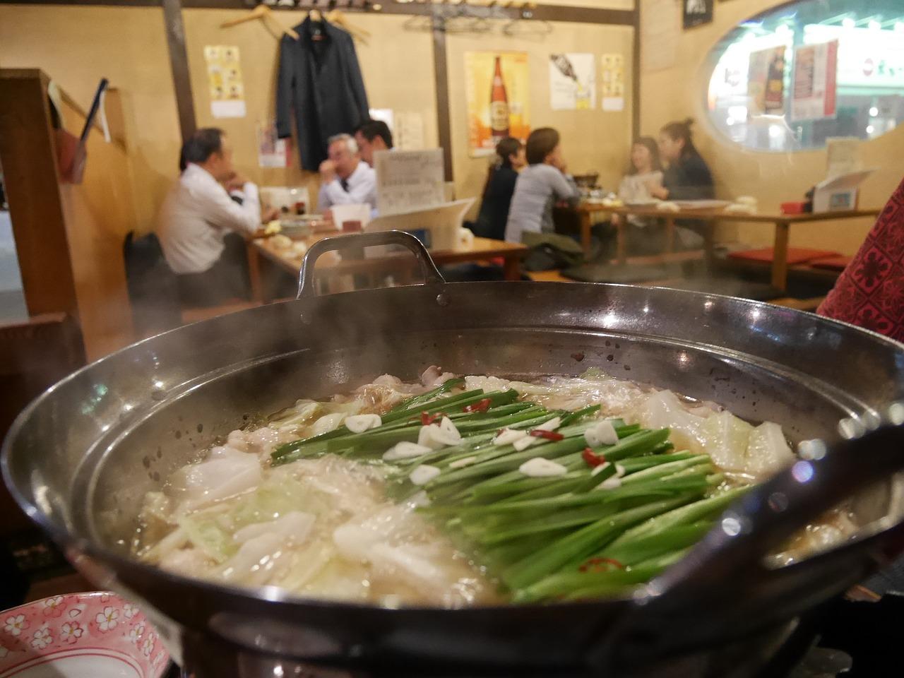 博多山笠もつ鍋水炊き