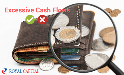 DEMERITS OF EXCESSIVE CASH FLOWS IN BUSINESSES