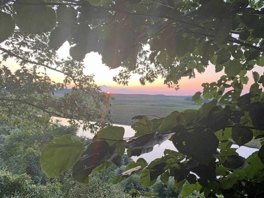 Sunset at Nomad Ridge