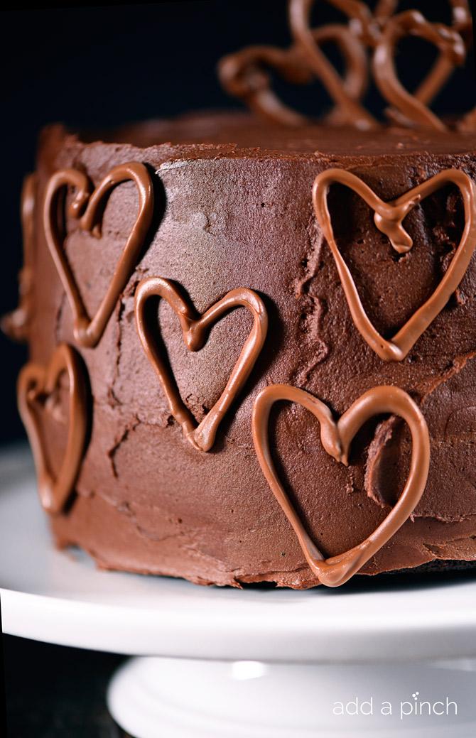 Celebration Chocolate Cake Recipe Add A Pinch