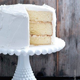 Vanilla Pound Cake With Whipped Cream Icing Recipe Mareena S Collections