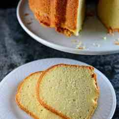 Small Kitchen Plans Prep Station Classic Pound Cake Recipe - Add A Pinch