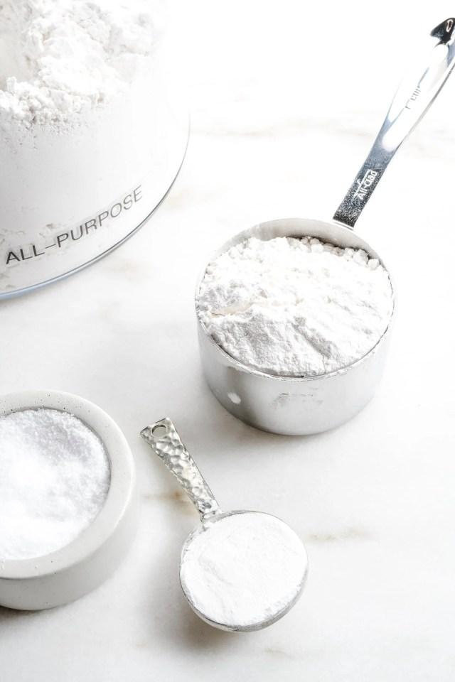 How to Make Self-Rising Flour