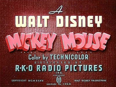 Cartoon Pictures For Mickeys Parrot 1938 BCDB