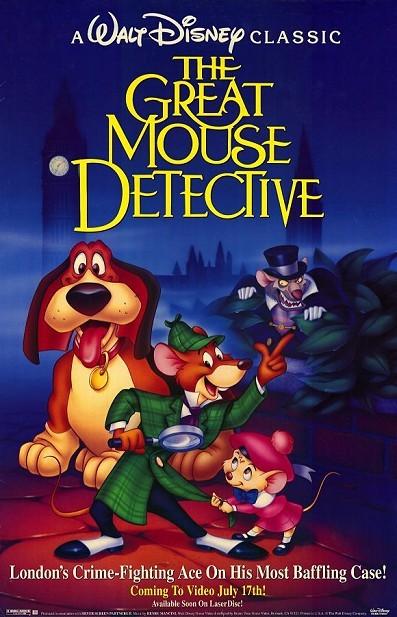 Great Mouse Detective Flaversham