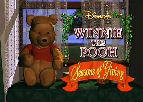 Winnie The Pooh Seasons Of Giving 1999 Feature Length