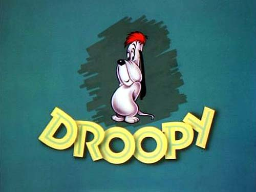 Wild And Woolfy Robinsons Screwball 1945 Droopy