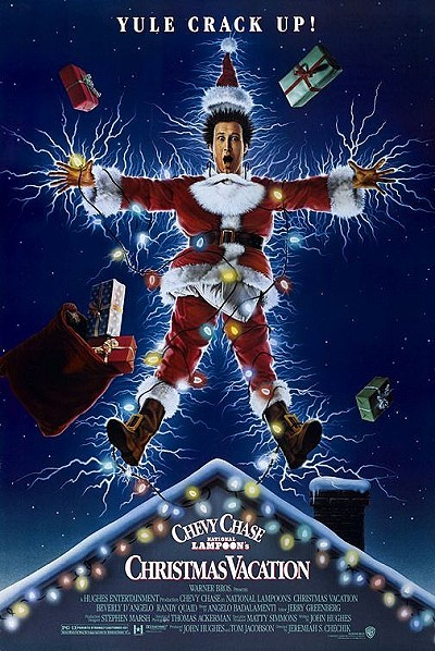 Image result for christmas vacation original poster