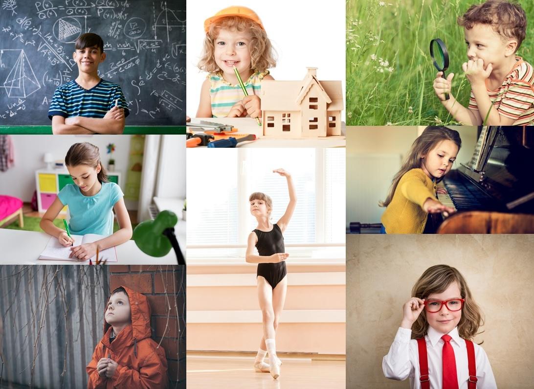 多元智能 | 孩子的學習特質