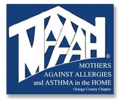 美國奧蘭智郡媽媽對抗家庭過敏及哮喘組織推薦 Rainbow