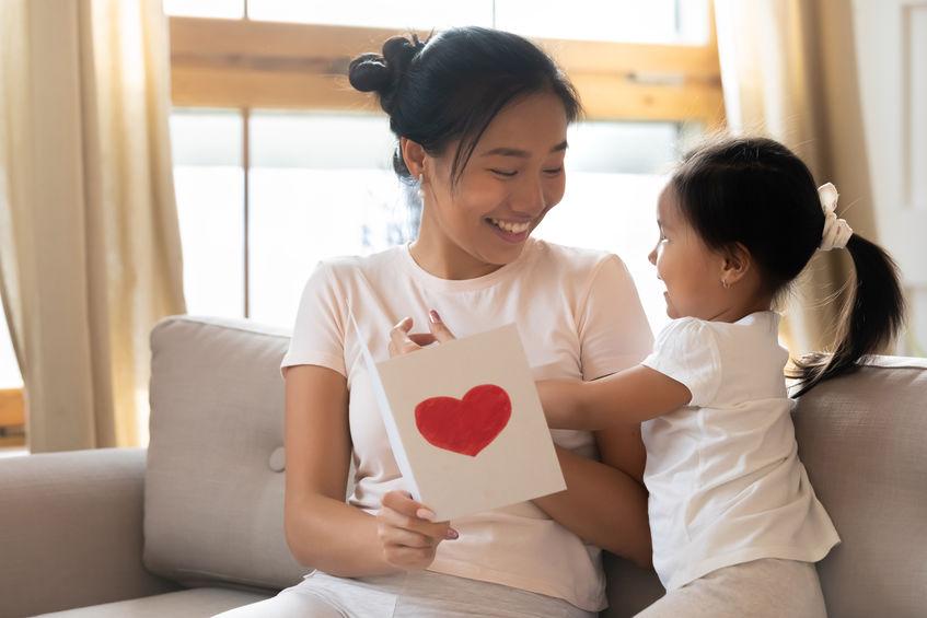培養孩子感謝的心