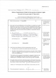 Adderley exercise of electors rights 2014-5 001