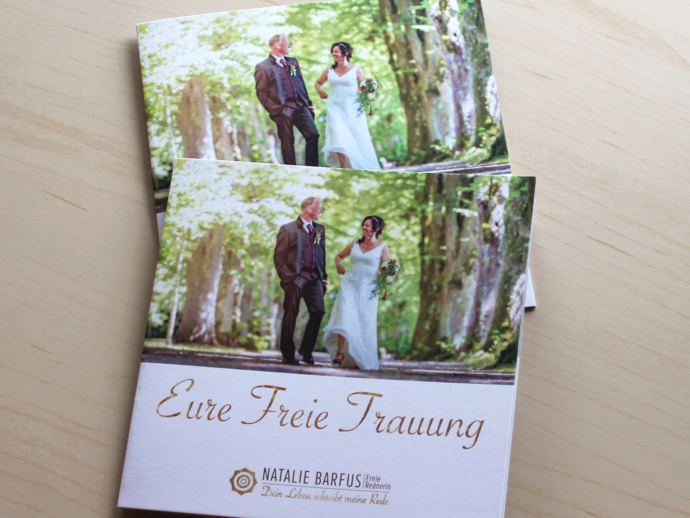 Freie Rednerin, Natalie Barfus, Corporate Design, Best CD, Inspiration Corporate Design, Business Cards Inspirations, let love guide your way,