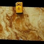 Caramel Onyx 2cm Lot 192111