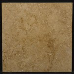 Noce Travertine Polished 12x12 Lot 119778 CU