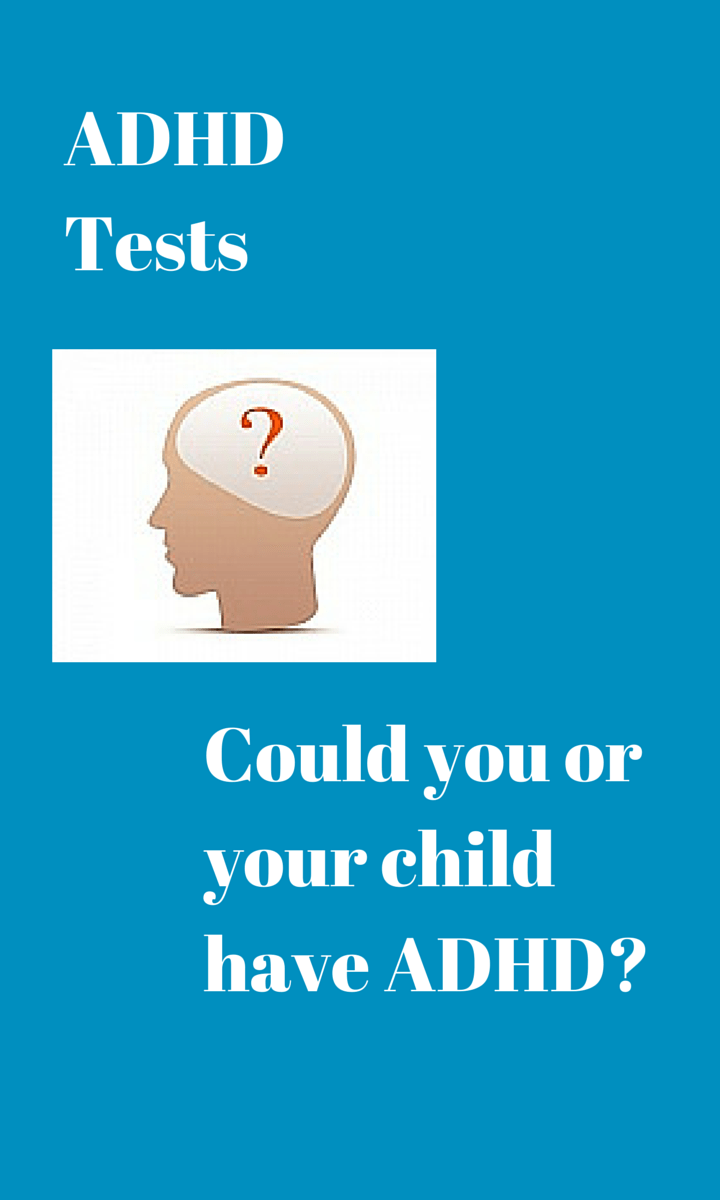 ADHD Screening Tests - ADD freeSources