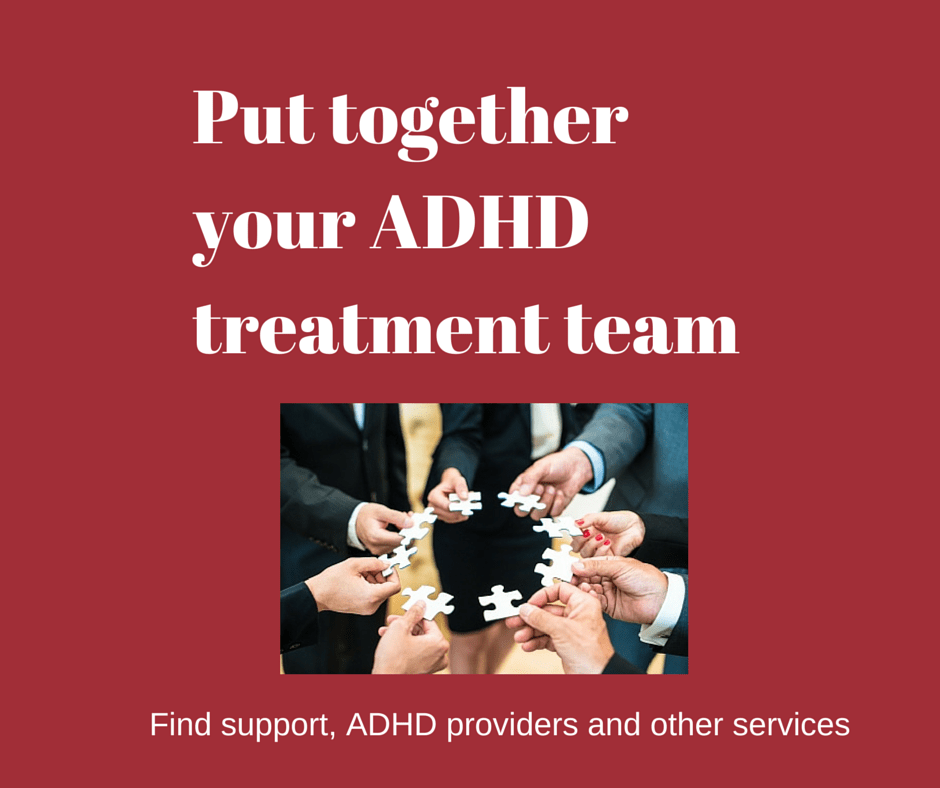 Find Treatment and Support for ADHD - ADD freeSources