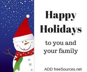0 1 Happy Holidays