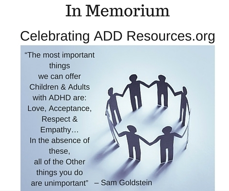 In Memory of ADD Resources - ADD freeSources