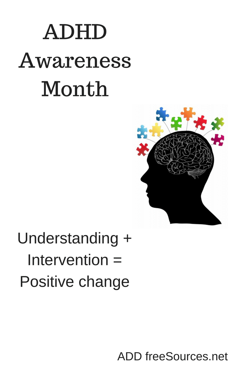 ADHD Facts Archives - ADD freeSources