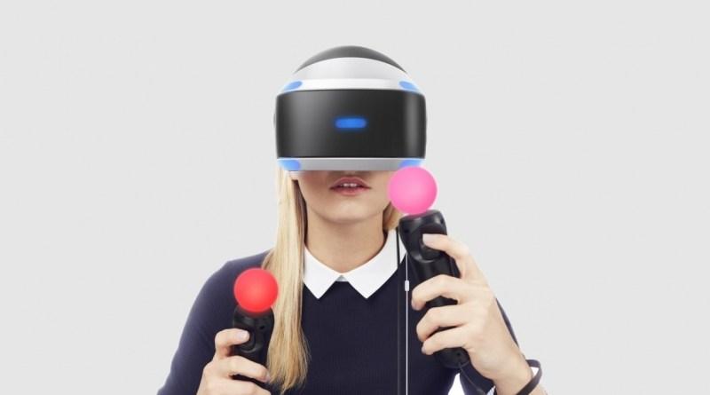 PlayStation VR Girl